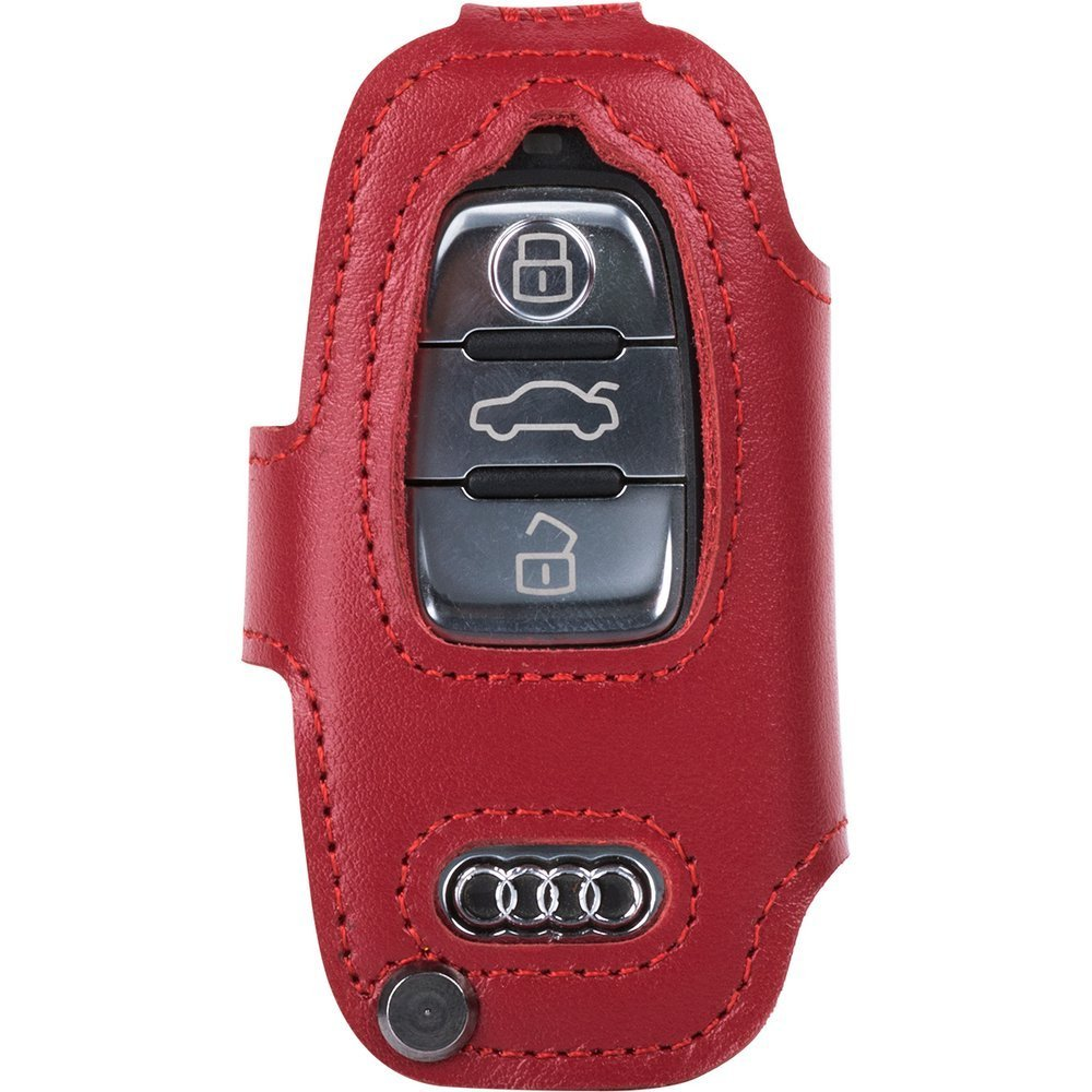 Car key case (remote control) for the car - Costa Red