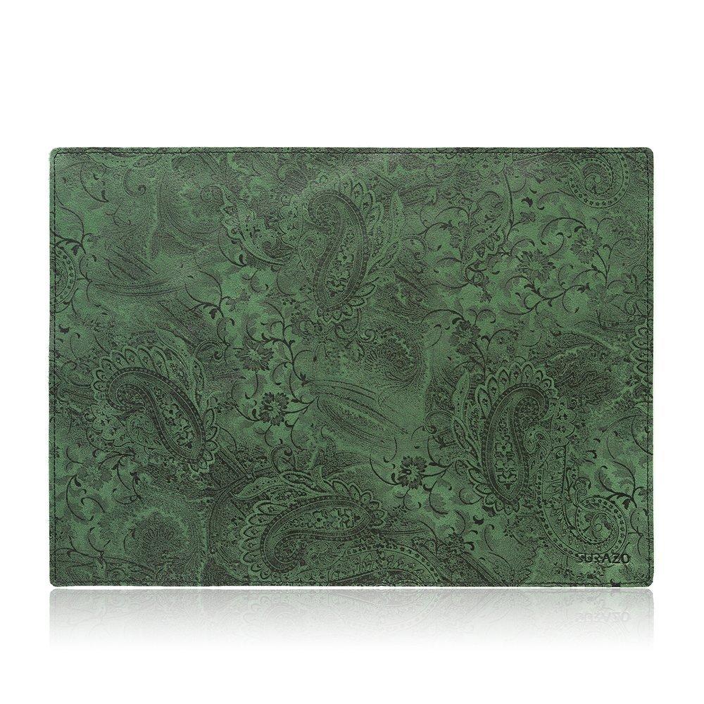 Mousepad - Ornament Green