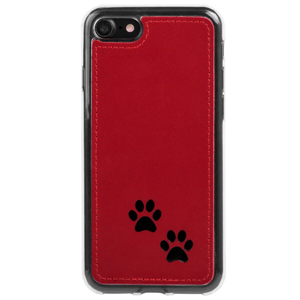 Back case - Costa Red - Two paws