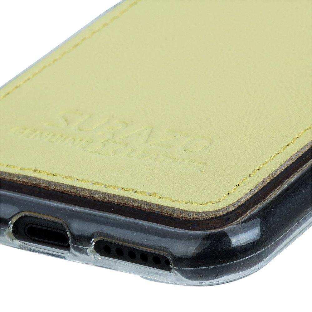 Back case - Pastel Lemon