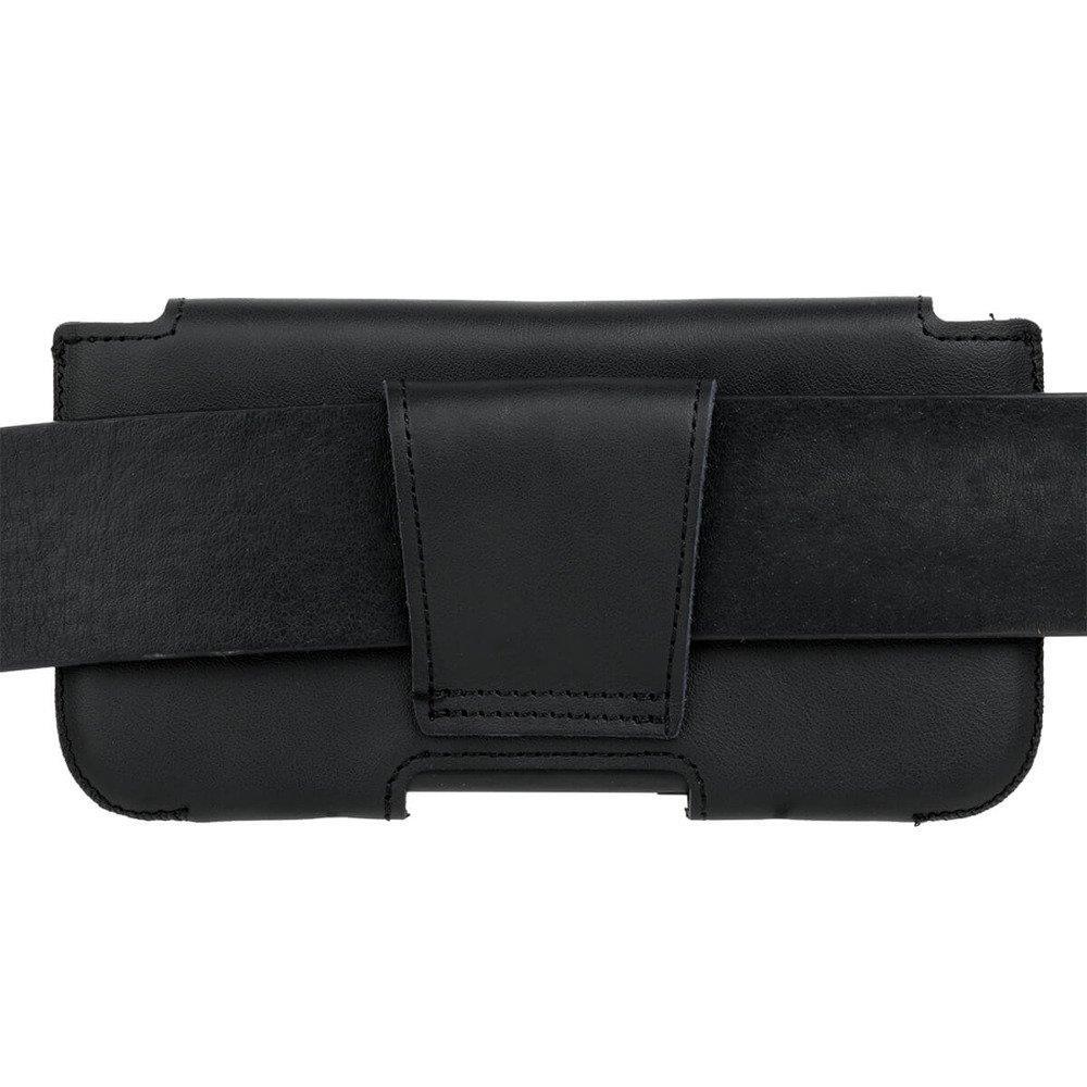 Belt case - Dakota Black - Horse