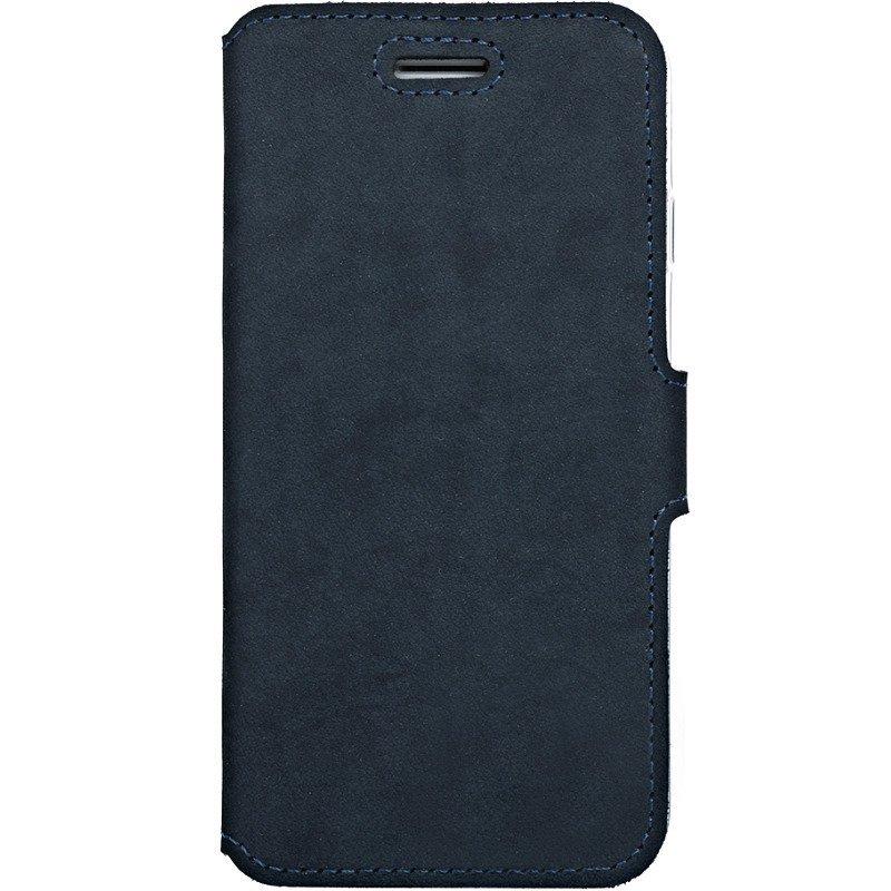Slim cover - Nubuck Navy blue