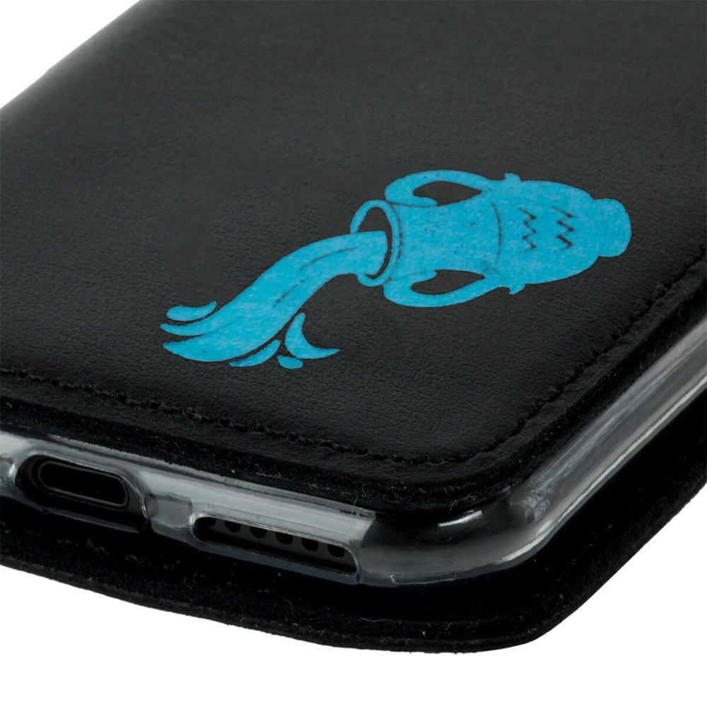 Smart magnet RFID - Costa Black - Turquoise Aquarius