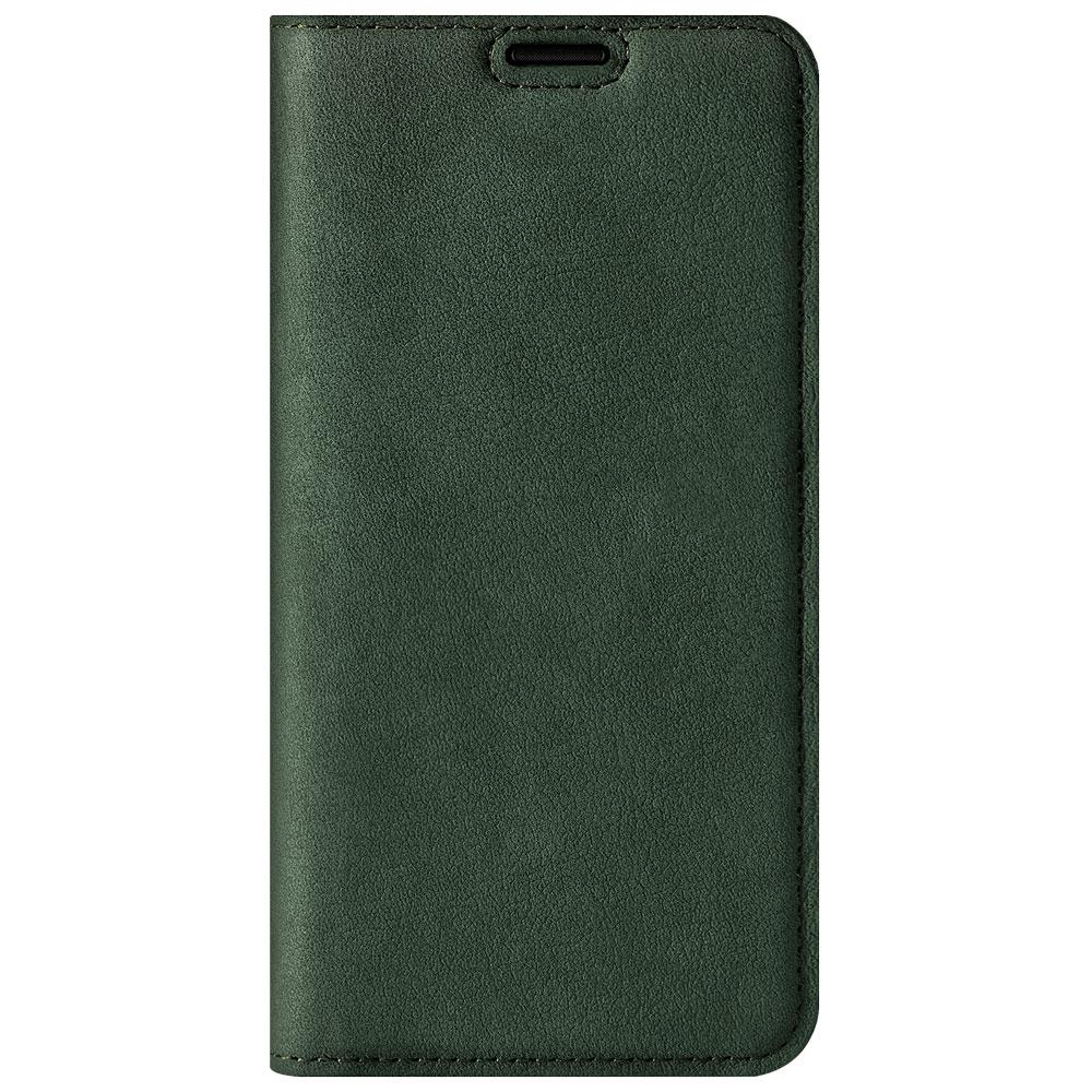 Smart magnet RFID - Nubuk Dark green