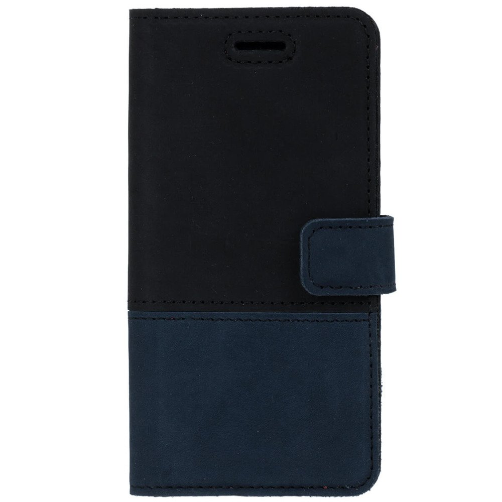 Wallet case Duo - Black and Navy blue
